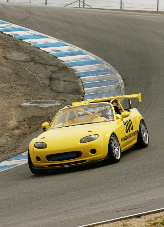 NC LIGHT at Laguna Seca Raceway