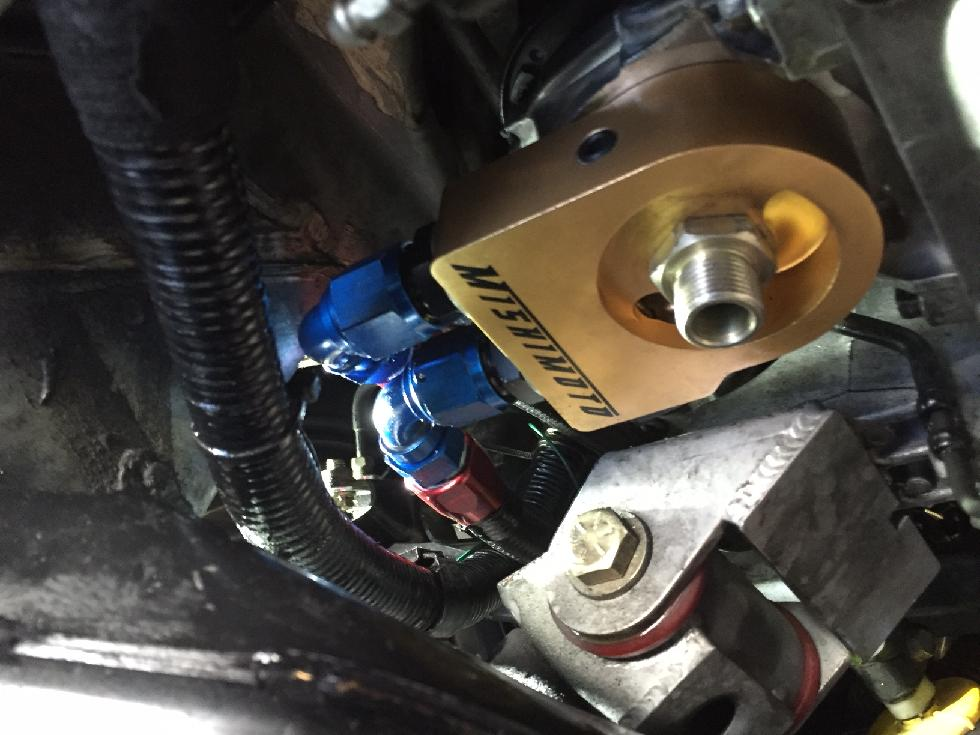 NC Oil Cooler - Installed.JPG